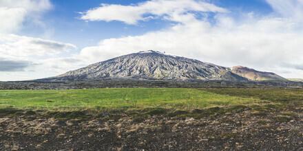 Lars Brauer, Snæfellsjökull Volcano (Island, Europa)