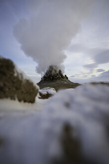Max Saeling, Little Volcano (Iceland, Europe)
