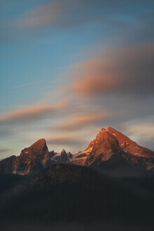 Max Saeling, Glowing Peak (Germany, Europe)