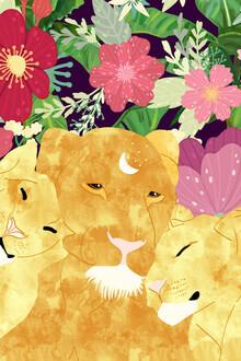 Uma Gokhale, The Lioness (India, Asia)