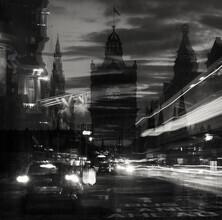 Victoria Knobloch, Edinburgh by night (United Kingdom, Europe)