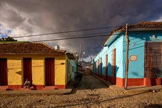 Miro May, Trinidad Rain (Cuba, Latin America and Caribbean)
