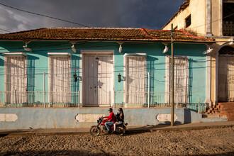 Miro May, Motorbike Trinidad (Cuba, Latin America and Caribbean)