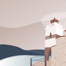 Genna Campton, The Lighthouse (Kanada, Nordamerika)