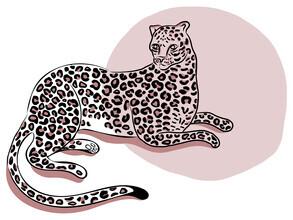 Genna Campton, Pink Leopard (Canada, North America)