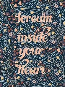 Genna Campton, Scream Inside Your Heart (Canada, North America)