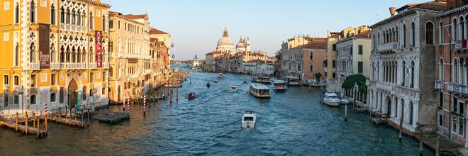 Jan Becke, Panoramic view of Venice (Italy, Europe)