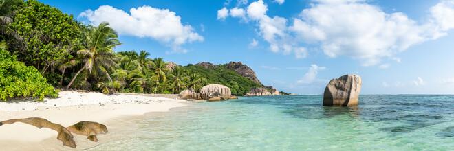 Jan Becke, Dream beach on the Seychelles (Seychelles, Africa)