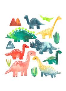 The Artcircle, Dinosaur von Lisa Dolson (Großbritannien, Europa)