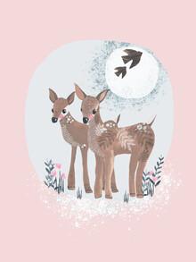 The Artcircle, Deers von Lisa Dolson (Großbritannien, Europa)