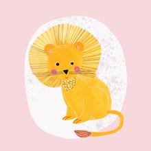 The Artcircle, Lion von Lisa Dolson (Großbritannien, Europa)