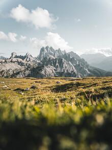 Sebastian Wilczewski, Morgens in den Bergen (Italien, Europa)