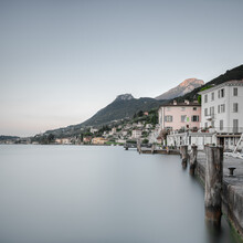 Dennis Wehrmann, Sundown Gargnano - Lago di Garda (Italy, Europe)