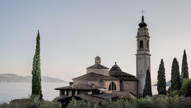 Dennis Wehrmann, Kirche Gargnano - Lago di Garda (Italien, Europa)
