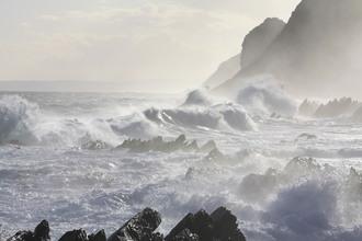 Bernd Pfleger, Stormy coast (Südafrika, Afrika)