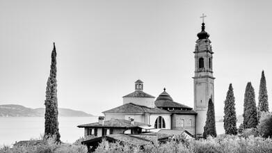 Dennis Wehrmann, Kirche Gargnano - Lagi di Garda (Italien, Europa)