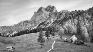 Dennis Wehrmann, Sonnenaufgang Rotwandwiesen Dolomiten (Italien, Europa)
