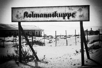 Thomas Halfmann, Kolmannskuppe (Namibia, Africa)