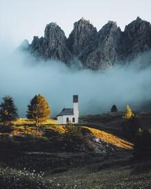 André Alexander, Die Kapelle (Italien, Europa)