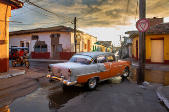 Miro May, Kreuzung Trinidad (Kuba, Lateinamerika und die Karibik)