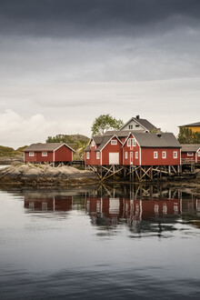 Sebastian Worm, Fisherman's cottages (Norway, Europe)