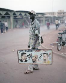 René Ruis, Hair Cut (Burkina Faso, Afrika)