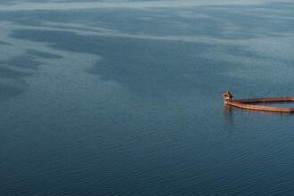 AJ Schokora, Magic Hour on Erhai Lake (China, Asia)