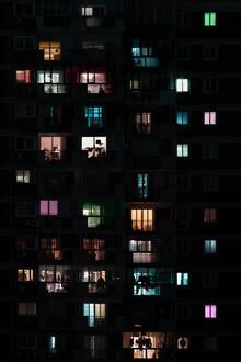 AJ Schokora, Shanghai Lockdown (China, Asien)