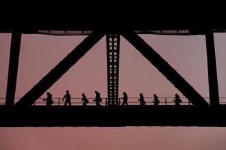 AJ Schokora, Bridge Walk (Australien, Australien und Ozeanien)