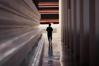 AJ Schokora, A Monk's Life (Thailand, Asia)