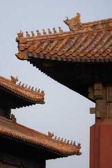 AJ Schokora, Forbidden City Eaves (China, Asia)