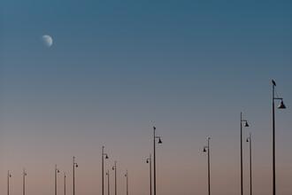 AJ Schokora, Moonlight on the Pier (Vereinigte Staaten, Nordamerika)