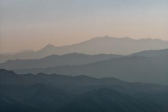 AJ Schokora, Layered Mountainscape (Vereinigte Staaten, Nordamerika)