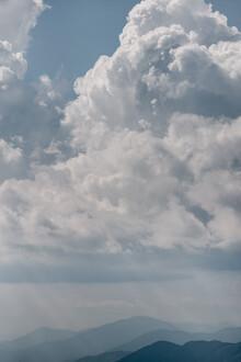 AJ Schokora, Sun Rays and Mountain Tops (Turkey, Europe)