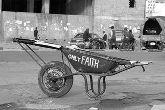 Jml Laufs, Only Faith (Sambia, Afrika)