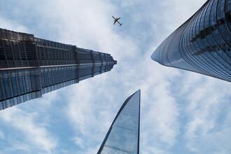 AJ Schokora, Shanghai Airspace (China, Asia)