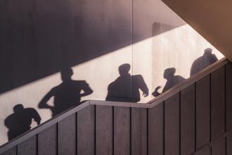 AJ Schokora, Istanbul Stairway (Turkey, Europe)