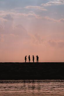AJ Schokora, Sunset Pondering (Turkey, Europe)