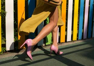 AJ Schokora, Summer Heels (Korea, South, Asia)