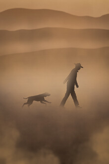 AJ Schokora, Dog & Man (Deutschland, Europa)