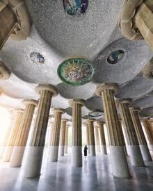Roc Isern, Maze of columns (Spain, Europe)