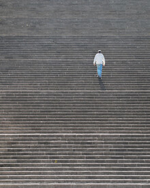 Infinite steps - fotokunst von Roc Isern