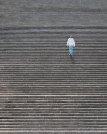 Roc Isern, Infinite steps (Spanien, Europa)