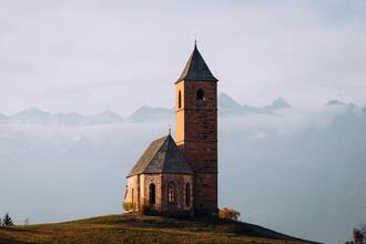 André Alexander, St. Kathrein church (Italy, Europe)