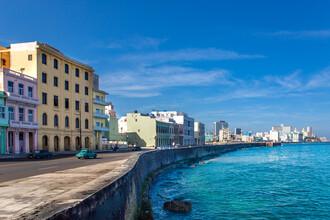 Miro May, Malecón (Cuba, Latin America and Caribbean)