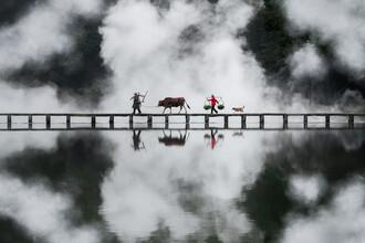 AJ Schokora, Bridge Crossing (China, Asia)