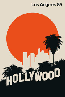 Bo Lundberg, Los Angeles 89 (Vereinigte Staaten, Nordamerika)