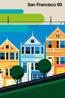 Bo Lundberg, San Francisco 69 (Vereinigte Staaten, Nordamerika)