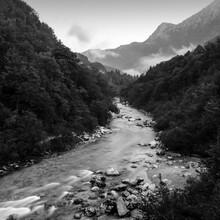 Christian Janik, Soča Valley (Slovenia, Europe)