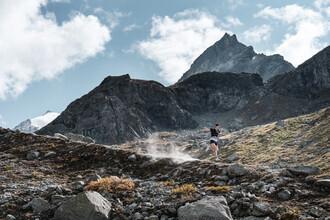 Jordi Saragossa, Kilian Jornet - Trail running (Switzerland, Europe)